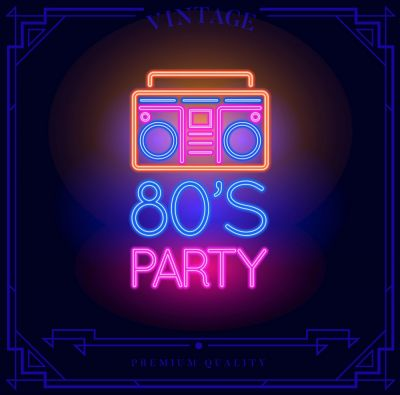 Simply 80's Friday Night Party!